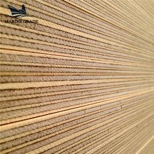 Best selling laminated okoume marine grade plywood waterproof for construction bs 1088 marine plywood