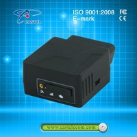 Smart Intelligent 3g obd gps tracker sirf iv for car tracking with OBD datas