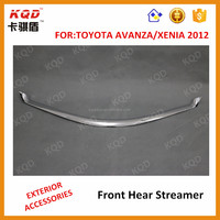 Top selling products 2012 best selling items front grille trims down for avanza toyota avanza xenia exterior accessories