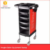 2016 promotion salon trolley hairdressing furniture china