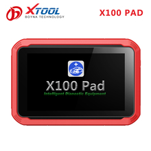 100% Original xtool x100 pad unlimited token auto key programming automotive diagnostic computer