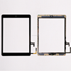 wholesale Touch Screen glass panel for IPAD5 for IPAD AIR white and black