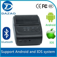 small cheap USB & RS232 bluetooth receipt printer work on IOS and android
