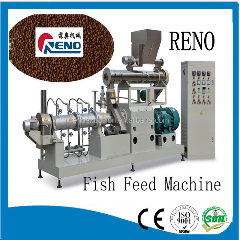 Most popular creative latest fish food manufacturing machine unit