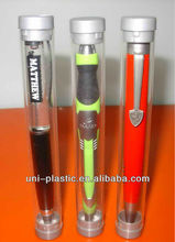 Clear Plastic Tubes for Ball Pens