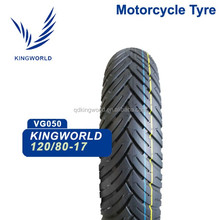 100/90-17 80/90-17 motorcycle tubeless tire