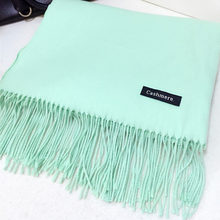 wholesale 80/20 TR Imitation Cashmere twill hot cake soft feel scarf fabric