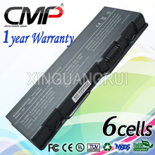 Hot sale! CMP 6cells 11.1V 5200mAh Laptop Battery for Dell 6000 Inspiron 9200 9300 9400 notebook battery