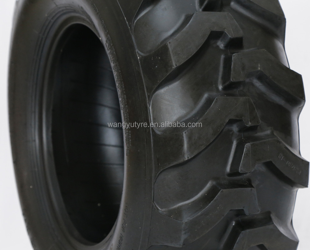 good quality pneumatic backhole Industrial tyre 12.5/80-18 R4