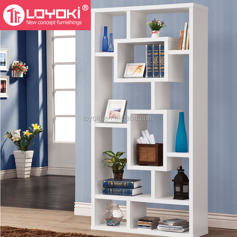 book display shelf home furniture wholesale hot sale easy assembly wooden bookstore 4 tier bookcase