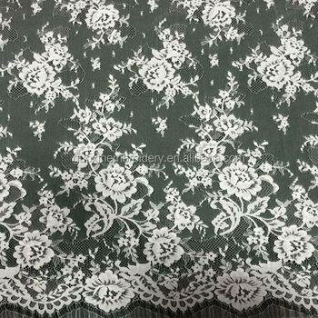 high quality cord lace fabric for european style