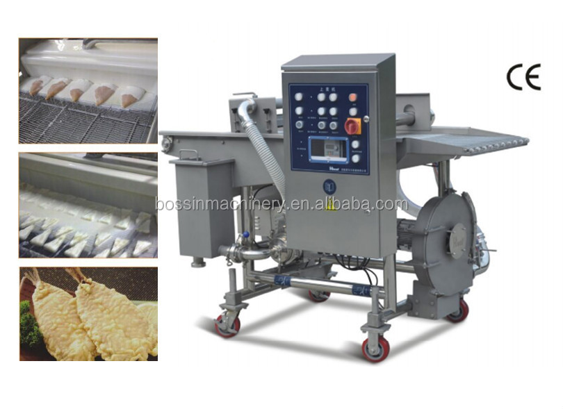 Battering&breading Machine