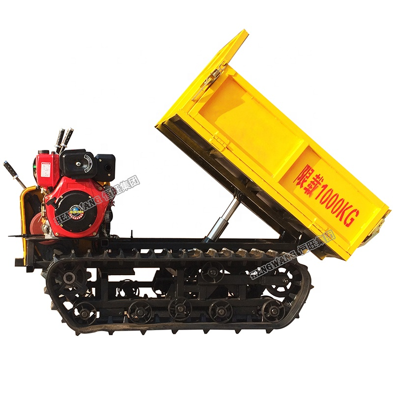 Hengwang Agricultures Used new 1ton 2 ton 3 ton Mini Dumper <strong>Truck</strong> prices for sale