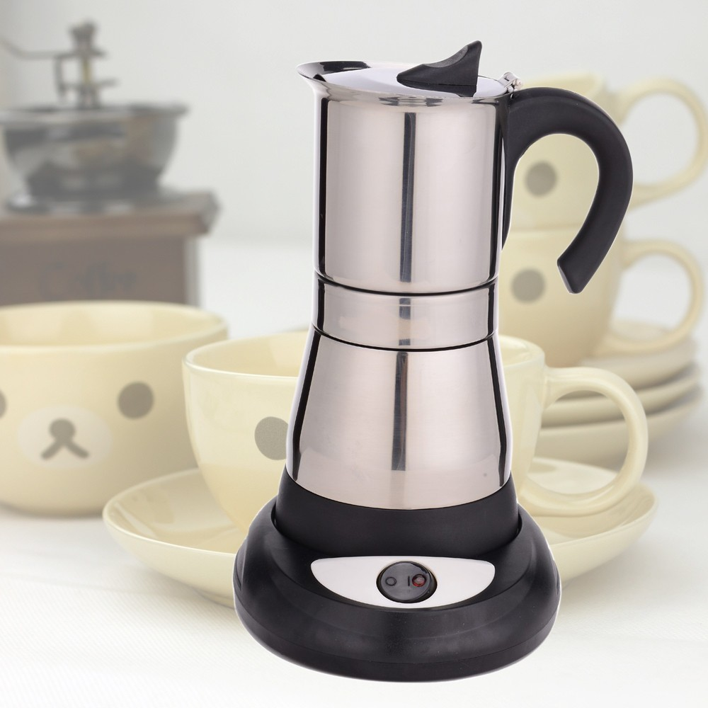 2015 hot sale electric coffee maker coffee pot 6 cup
