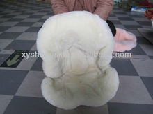 Sheepskin baby Car Seat Cover with 100% Australian sheepskin(factory with BSCI Certification)