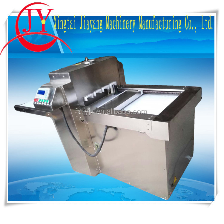 Meat slicer for sliced mutton/ Meat cutting machine /automatic meat slicer