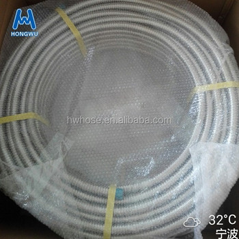 annealed hose corrugated pliable tube for water