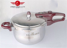 Absolute security high quality large aluminium pressure cooker/pot