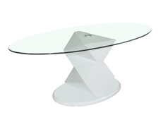 new style clean glass coffee table turkish furniture - buy new