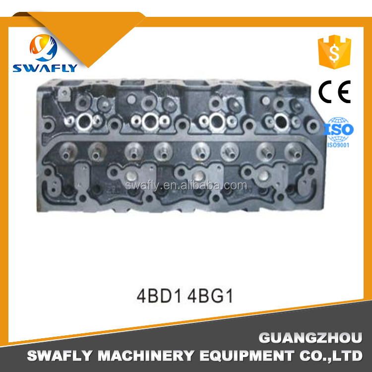 Advanced Durable Good Price 4BD1 Engine Cylinder Head
