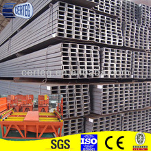 japan standard channel steel for Machinery Structure