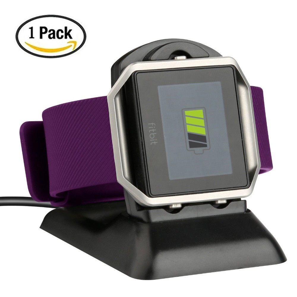 Fitbit Blaze Accessories, Fitbit Blaze <strong>Watch</strong> Dock Stand Charger