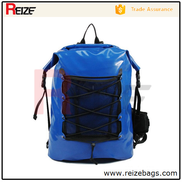 Fashion extreme sports Waterproof Backpack Cover folding travel luggage bag kayak