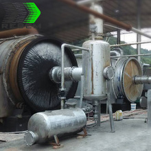 equipment for pyrolysis