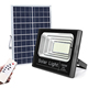 Fast Shipping Remote Control Motion Sensor 100W Solar LED Flood Light