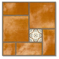 3d ink hall floor tiles patterns , parquet ceramic rustic floor tile 600x600 800 x800