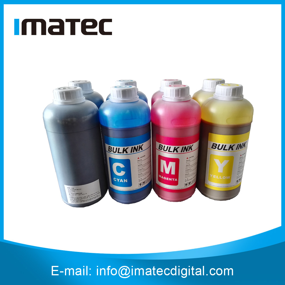 Premium Compatible Vivid Color Pigment Bulk Ink For Canon IPF6400 In Bottles