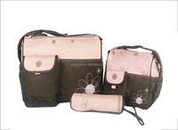 3 pcs set baby bag