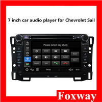 Factory cheap price 7 inch car DVD player wifi car audio stereo car multimedia for Chevrolet Sail with gps navigation