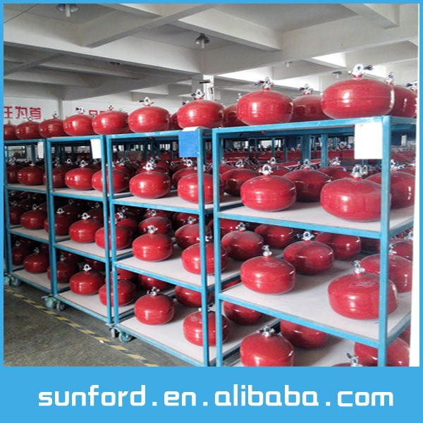 China brands lowprice AFO fire extinguisher ball for fire fighting support