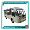 Electric bus, 14 persons, aluminum hard doors, CE approved