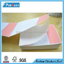 Gloss paper Laser shipping Labels
