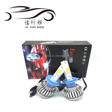 2017 Hot Sale High Quality E802 Car Led Headlight H1 H7 H8 H9 Cob Headlight 36W