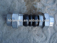 High quality Rubber Expansion Joint with union