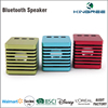 Most popular products china portable bluetooth car speaker