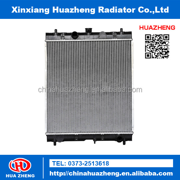 Construction Machinery Parts Hitachi Excavator Radiator