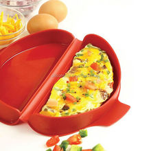 New Design Microwave Omelet Silicone Maker