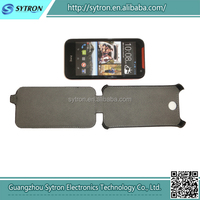 PU leather thermal forming flip case for HTC Desire 310