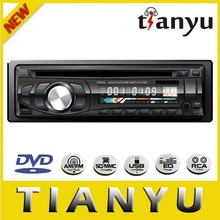 Universal 1 din car dvd player with Iphone menu