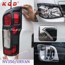 New Popular Auto Accessories Full chrome decorations accessories chrome full kits for NV350