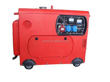 Hondy type 10kw single phase diesel generator 12kva silent diesel generator set low price