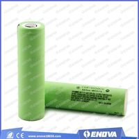 green CGR18650 batteries 2200mAh 3.7V Rechargeable Li-ion Battery