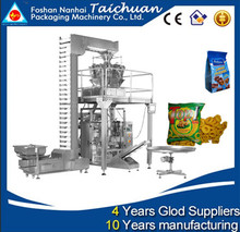 Automatic Food Packing Machine For Grain,Sugar,Powder,Chips,Salt,Rice