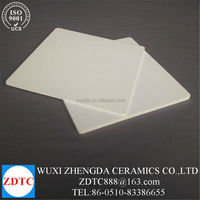 cheap plain white ceramic plate