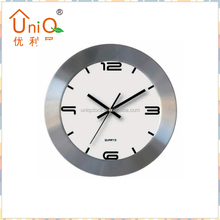 12 inch decorative aluminium wall clock