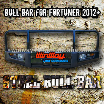 FRONT BUMPER BULL BAR FOR TOYOTA FORTUNER 2012 UPWARD